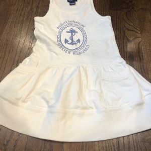 Ralph Lauren size 5 dress ⚓️⛴